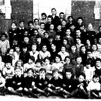 1938 - 2 classes primaires des grands ajoncs
