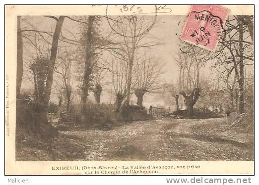 Vallée d'Avançon
