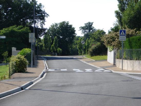 Rue de Saugé
