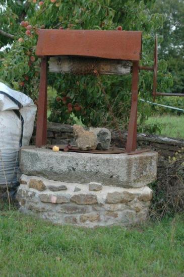 Le puits de la Boutinière