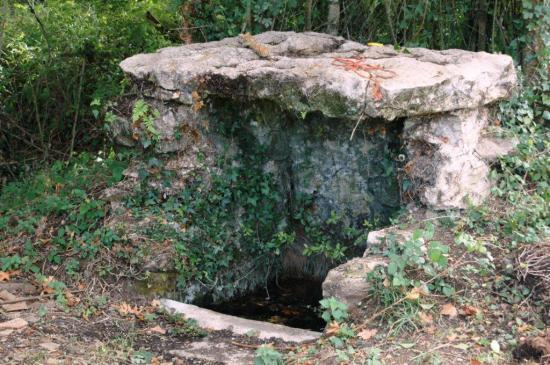 Fontaine du Plan des Naides