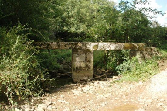 Le pont des Noues
