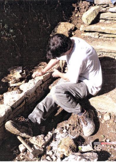 Ouvrier du chantier