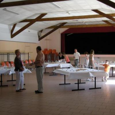Salle Pierre Gautier