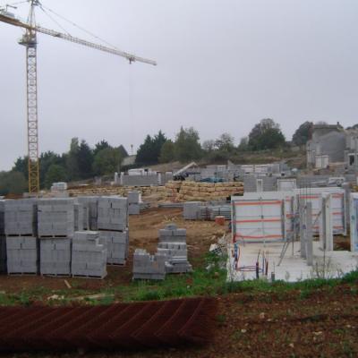 Résidence Du Guesclin Maisons en construction a