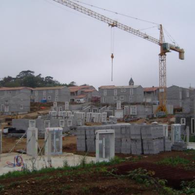 Résidence Du Guesclin Maisons en construction b