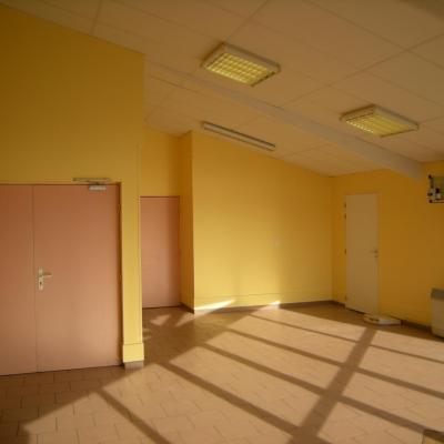 hall d'entrée salle Pierre Gautier