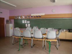 Salle des maîtres