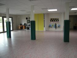 Salle de motricité