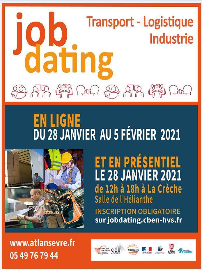 Job dating 3