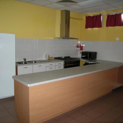 Salle des familles cuisine