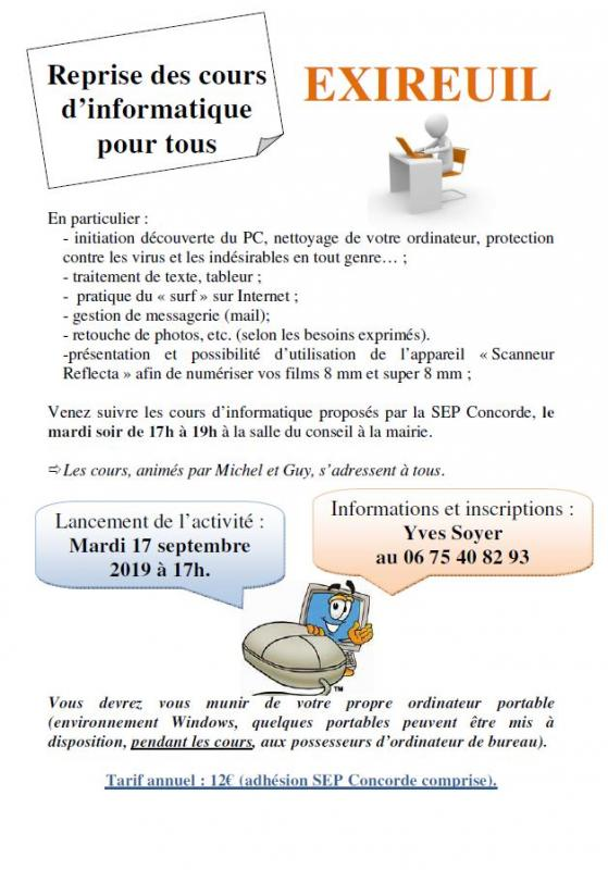 Sep informatique